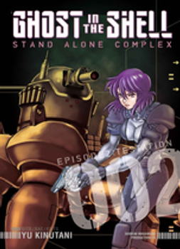 Ghost in the Shell: Stand Alone Complex (Manga) Vol. 02