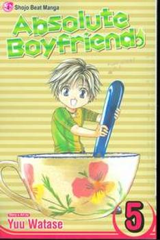 ABSOLUTE BOYFRIEND GN vol 5