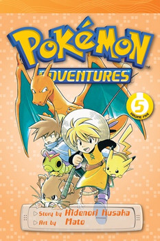 Pokémon Adventures (Red and Blue), Vol. 5