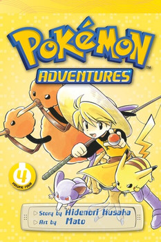 Pokémon Adventures (Red and Blue), Vol. 4