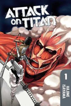ATTACK ON TITAN GN VOL 01