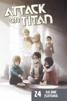 ATTACK ON TITAN GN VOL 24