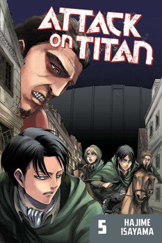 ATTACK ON TITAN GN VOL 05