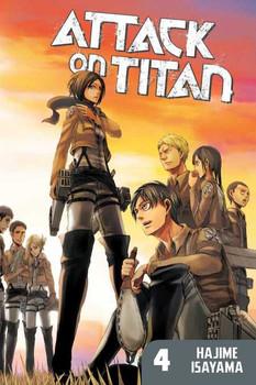ATTACK ON TITAN GN VOL 04