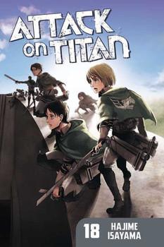 ATTACK ON TITAN GN VOL 18