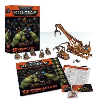102-22-60 WH 40k Kill Team: Krogskull's Boyz