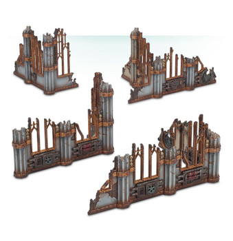 64-39 Sector Imperialis: Ruins