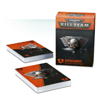 102-02-60 WH 40K Kill Team: Data Cards