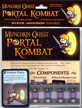 Munchkin Quest Portal Kombat
