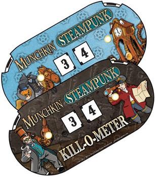 Munchkin Steampunk Kill o Meter