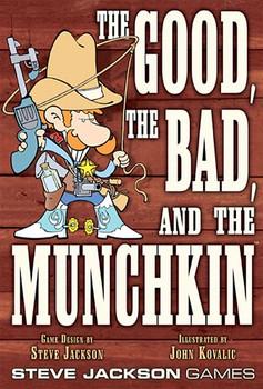 Munchkin Good the Bad & Munchkin