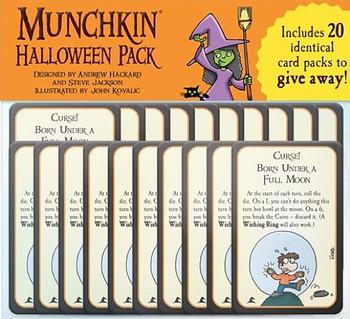 Munchkin Halloween