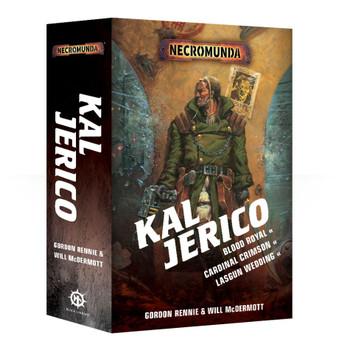 Necromunda: Kal Jericho Omnibus