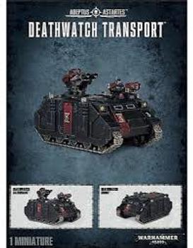 39-22 Adeptus Astartes Deatwatch Transport