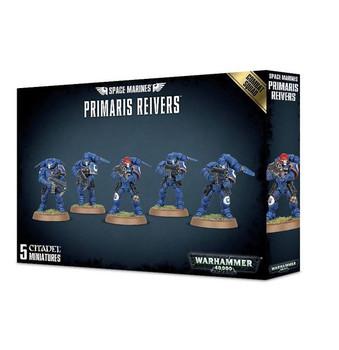 48-70 SM Primaris Reivers Combat Squad
