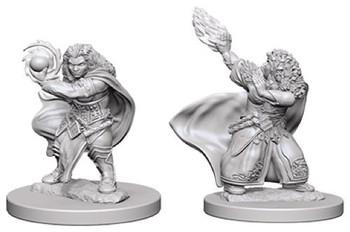 Dwarf Wizard Female