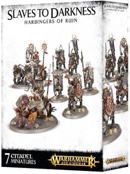 83-79 Slaves to Darkness Harbingers of Ruin