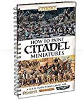 60-01 GW How to Paint Citadel Miniatures