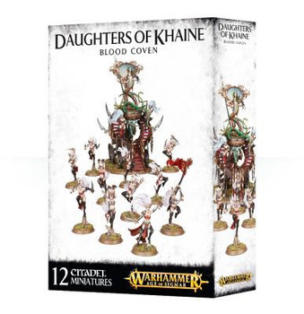 85-17 Daughters Of Khaine Blood Coven