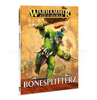 89-02 Battletome: Bonesplitterz (1e)
