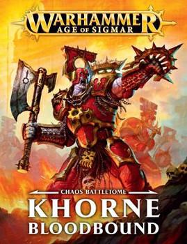 83-02 Battletome: Khorne Bloodbound (1e)