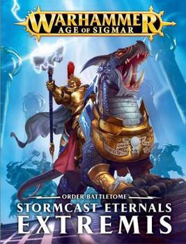 96-02-60 Battletome: Stormcast Eternals Extremis hard Cover