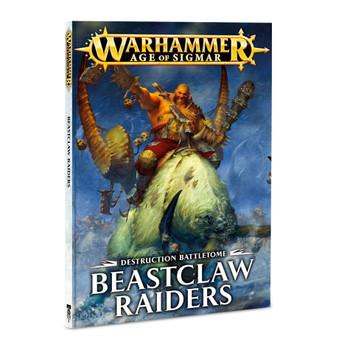 95-01 Battletome: Beastclaw Raiders (1e)