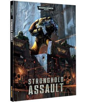 40-10 Stronghold Assault Hard Cover