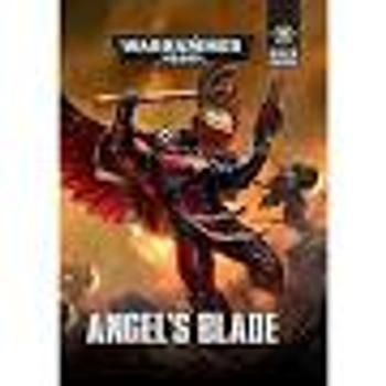 40-11-60 WH 40K Black Crusade Angels Blade Codex Hard Cover