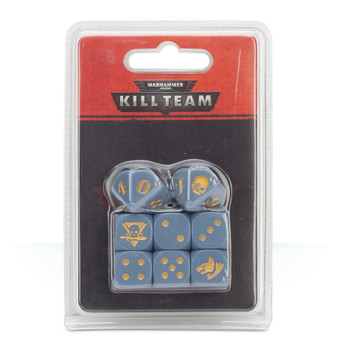 102-13 WH 40K Kill Team: Space Wolves Dice Set