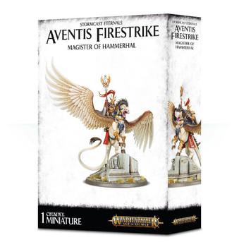 96-40 SCE Aventis Firestrike Magister of Hammerhal