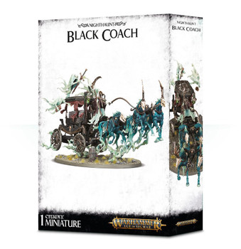 91-22 Nighthaunts The Black Coach