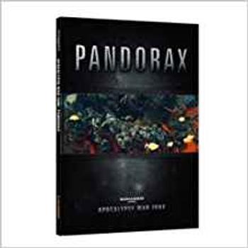 40-10 WH 40K Pandorax Apocallypse War Zone Hard Cover