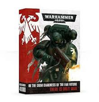 40-02 WH 40K There is only War Box Set