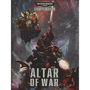 WH 40K Altar of War Compendium Hard Cover