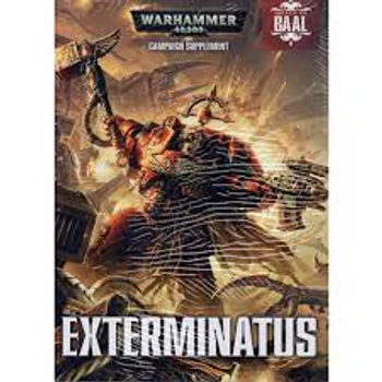 41-02 WH 40K Shiel of Baal Exterminatus Campaign Supplement Box Set