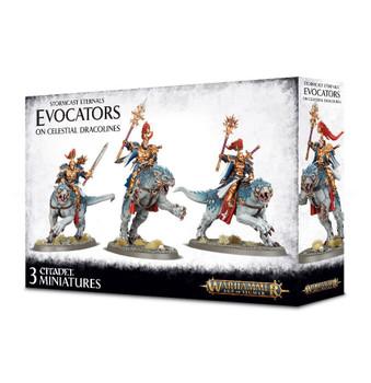96-41 SCE Evocators on Celestial Dracolines