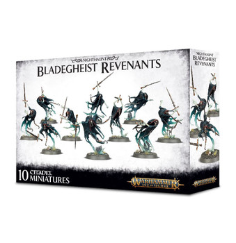 91-27 Nighthaunt Bladegheist Revenants