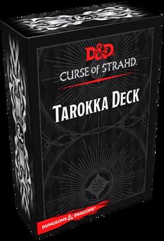 D&D: Curse of Strahd - Tarokka Deck