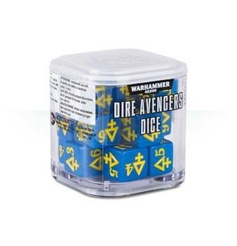 86-89 Eldar Dire Avenger Dice Cube