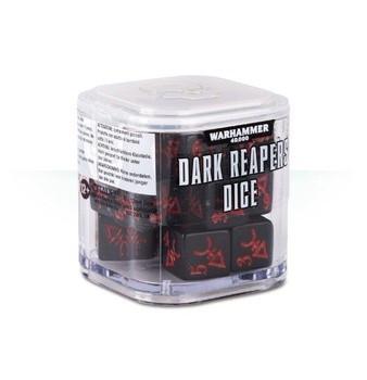 86-89 Eldar Dark Reaper Dice Cube
