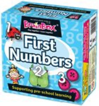 Brainbox: My First Numbers Pre School