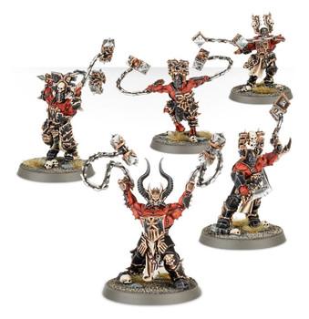 83-20 Khorne Bloodbound Wrathmongers