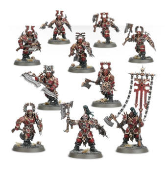 83-24 Khorne Bloodbound Blood Warriors