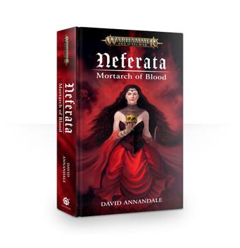 BL2517 Neferata: Mortarch of Blood HB