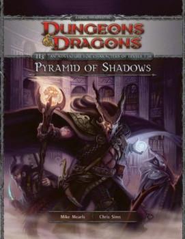 Pyramid of Shadows: Adventure H3 (D&D 4th ed Adventures #3)