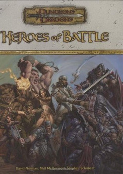 Dungeons & Dragons 3.5 Heroes of Battle