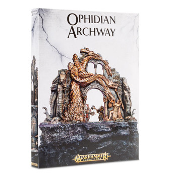 64-07 Ophidian Archway