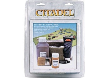 66-14 Citadel Scenery Painting Pack