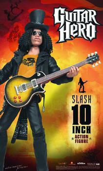 GUITAR HERO 2009 SLASH 10-IN AF